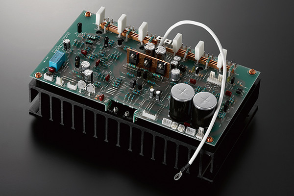 ODNF* Version 4.0 innovative amplification feedback circuit