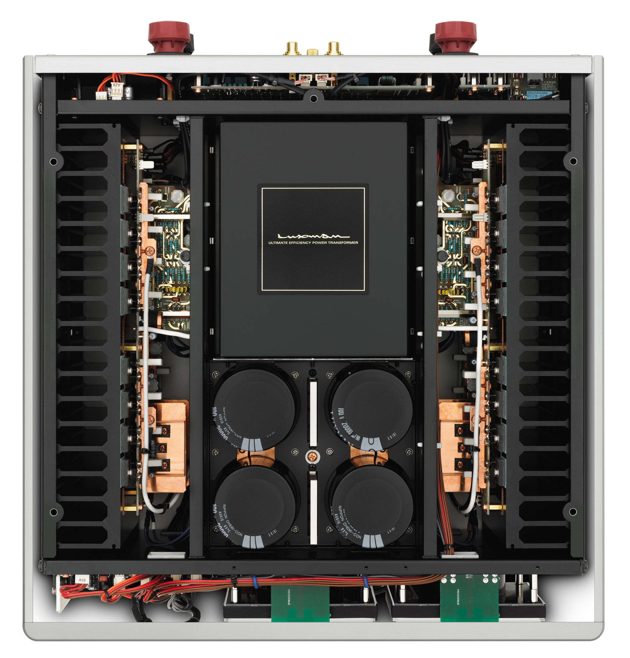 M 900u Power Amplifiers Products Luxman Seeking Higher Sound Amplifier Electronic Circuits Part 3 Gallery